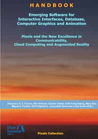 Emerging Software for Interactive Interfaces, Database, Computer Graphics and Animation: Pixels and the New Excellence in Communicability, Cloud Computing and Augmented Reality :: Blue Herons (Canada, Argentina, Spain and Italy)