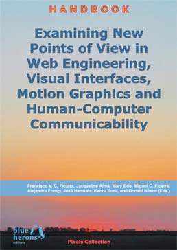 Examining New Points of View in Web Engineering, Visual Interfaces, Motion Graphics and Human-Computer Communicability - Pixels Collection :: Blue Herons (Canada, Argentina, Spain and Italy)