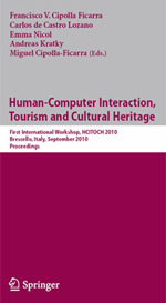Human-Computer Interaction, Tourism and Cultural Heritage
