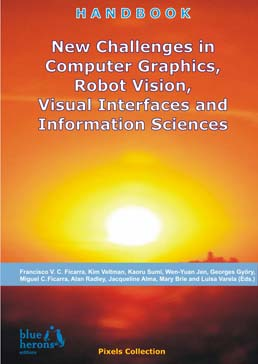 New Challenges in Computer Graphics, Robot Vision, Visual Interfaces and Information Sciences :: Blue Herons (Canada, Argentina, Spain and Italy)