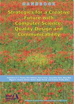 Strategies for a Creative Future with Computer Science, Quality Design and Communicability ::  :: Blue Herons (Canada, Argentina, Spain and Italy)
